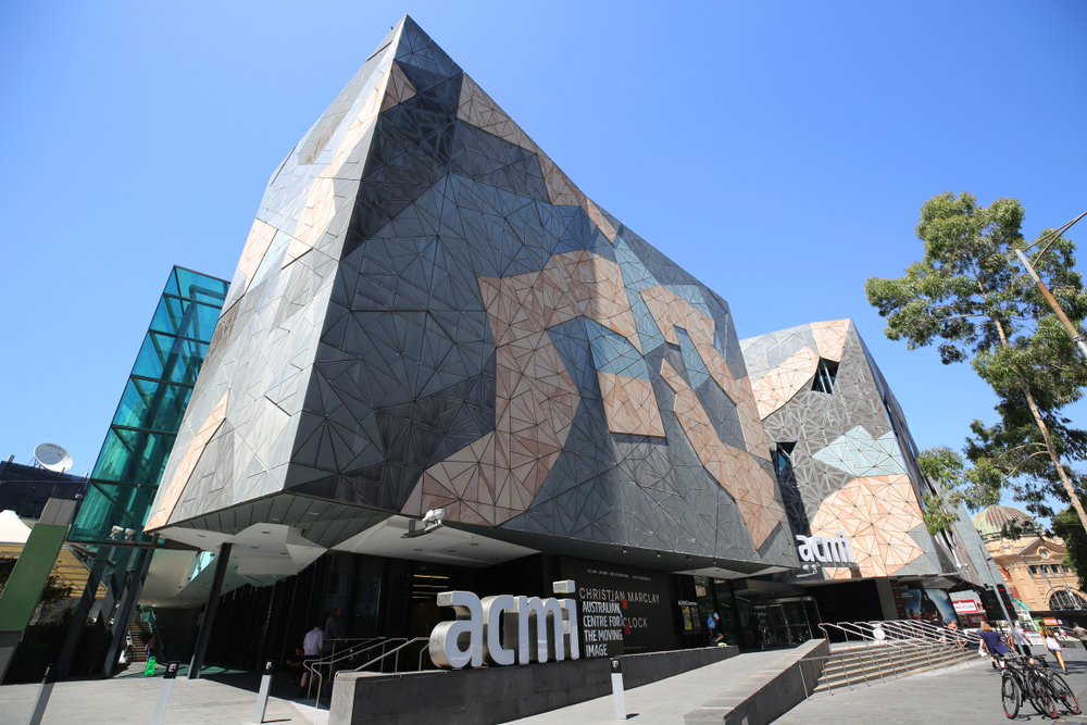 A day out at ACMI