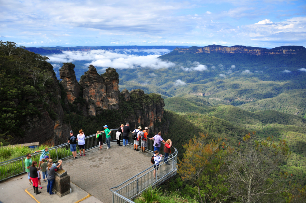 A day out at The Blue Mountains